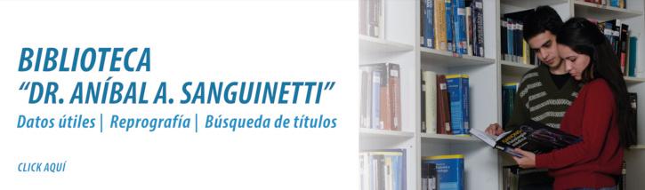 Biblioteca FCQ