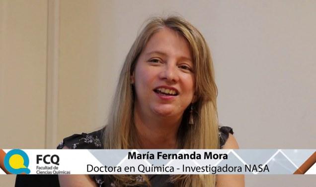 Embedded thumbnail for Visita de Fernanda Mora a la FCQ