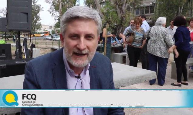 Embedded thumbnail for Se inauguró la plaza seca de la FCQ