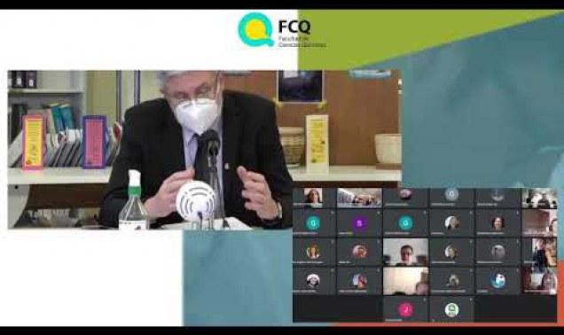 Embedded thumbnail for Presentación informe de Gestión FCQ - Periodo 2017 - 2021