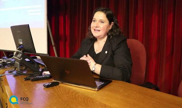 Embedded thumbnail for SEGUNDA JORNADA DE INGRESO, PERMANENCIA Y EGRESO. Prof. MARIELA SENGER