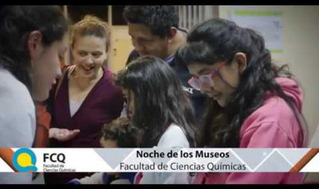 Embedded thumbnail for Noche de Museos en la FCQ
