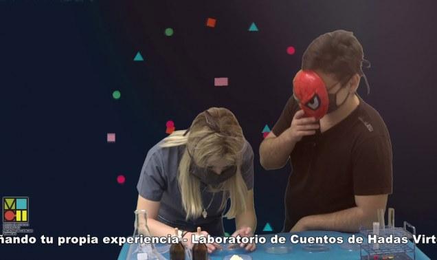 Embedded thumbnail for #Museo de Ciencias Interactivo de la FCQ te espera en La Noche de los Museos 2020 de la UNC.