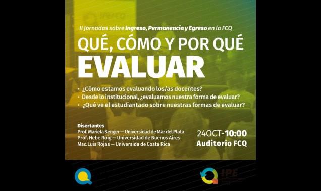 Embedded thumbnail for Segunda Jornada de Ingreso, Permanencia y Egreso - Prof. Hebe Roig