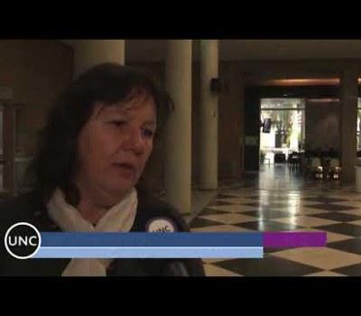 """Dra. Belkys Maletto sobre """"Hablemos de... vacunas"""" Canal 10"""