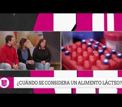 Lácteos: integrantes de MACyTA en Ciudad U