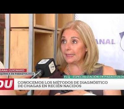 Parasitología: método para Chagas en recién nacidos (1)