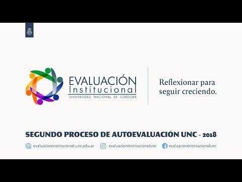 EVALUACIÓN INSTITUCIONAL EXTERNA A LA #UNC