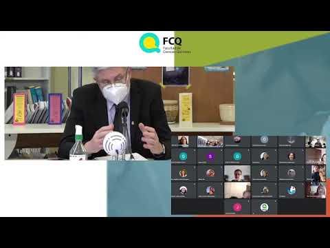 Presentación informe de Gestión FCQ